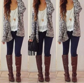 Adorable And Lovely Fall Outfits Ideas To Stand Out From The Crowd02