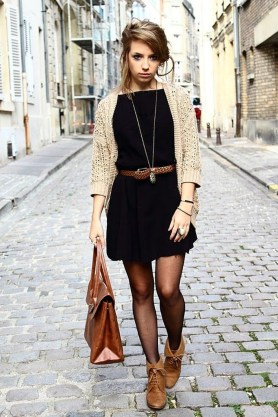 Adorable And Lovely Fall Outfits Ideas To Stand Out From The Crowd07
