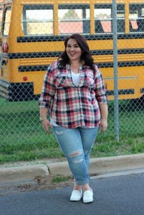 Casual And Comfy Plus Size Fall Outfits Ideas34