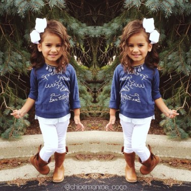 Cute Adorable Fall Outfits For Kids Ideas19