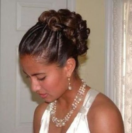 Gorgeous Wedding Hairstyles For Black Women36