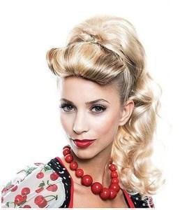 Inspiring 1950S Womens Hairstyles Ideas14