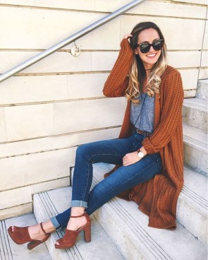 Lovely Fall Outfits Ideas To Try Right Now18