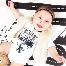Most Popular Newborn Baby Boy Summer Outfits Ideas24