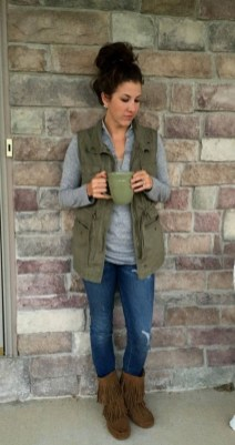Simple But Nice Fall Outfis Ideas15