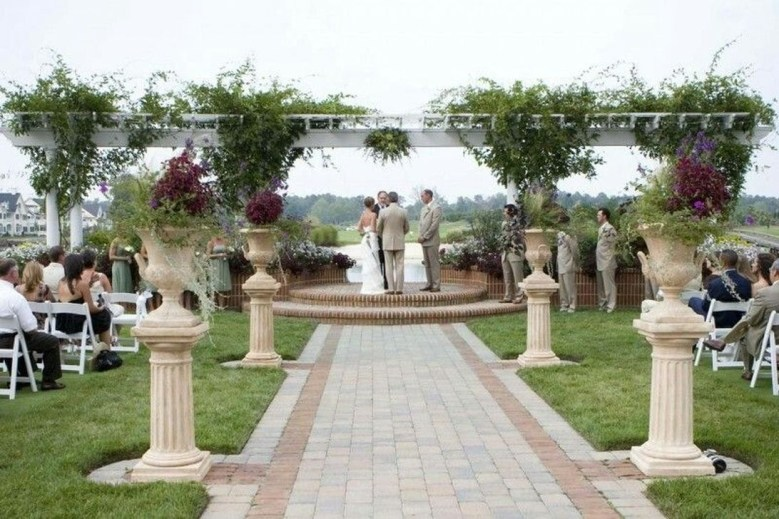 Awesome Outdoor Fall Wedding Tips Ideas06