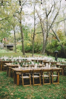 Awesome Outdoor Fall Wedding Tips Ideas25