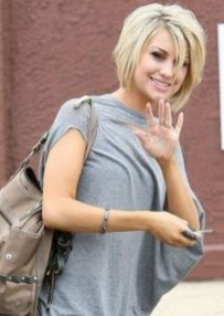 Chic Short Hairstyle To Copy Right Now05