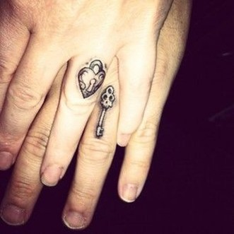 Perfect Wedding Tattoo Ideas14