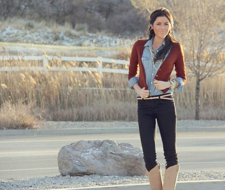 Stunning Fall Outfits Ideas To Update Your Wardrobe22