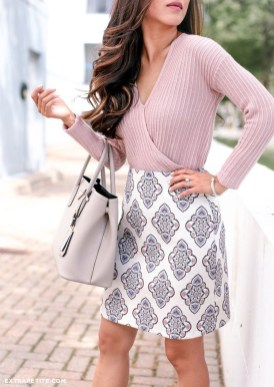 Stunning Work Office Outfit Ideas27