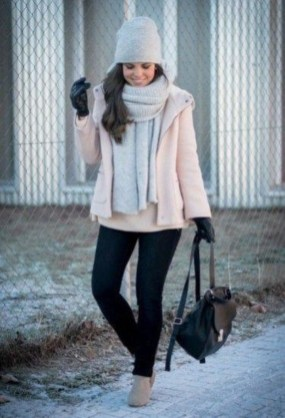 Charming Winter Outfits Ideas Teen Girl10