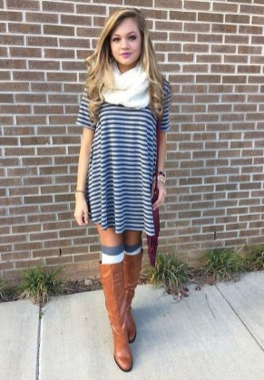 Charming Winter Outfits Ideas Teen Girl38