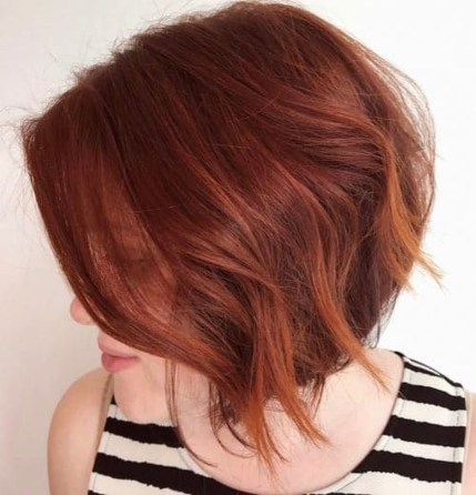 Cute Layered Bob Hairstyles Ideas02