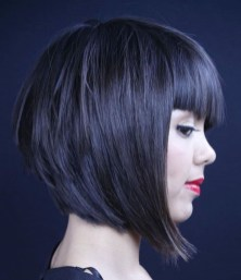 Cute Layered Bob Hairstyles Ideas16