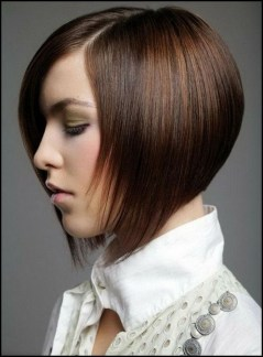 Cute Layered Bob Hairstyles Ideas33