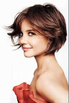Cute Layered Bob Hairstyles Ideas38