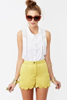 Fascinating Scalloped Clothing Ideas For Summer Outfits05