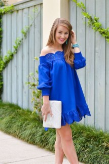Fascinating Scalloped Clothing Ideas For Summer Outfits11