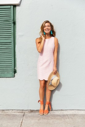 Fascinating Scalloped Clothing Ideas For Summer Outfits16