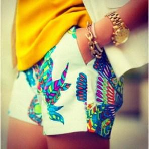 Perfect Wearing Summer Shorts Ideas05