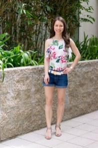 Perfect Wearing Summer Shorts Ideas14
