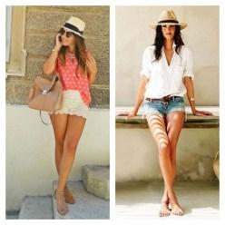 Perfect Wearing Summer Shorts Ideas19