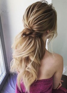 Perfect Wedding Hairstyles Ideas For Long Hair22