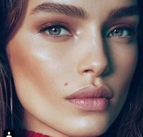 Popular Shimmer Summer Makeup Ideas38