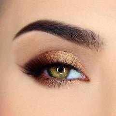 Stunning Shimmer Eye Makeup Ideas 201803