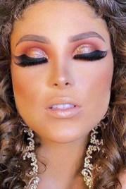 Stunning Shimmer Eye Makeup Ideas 201813