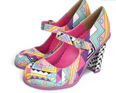 Charming Christmas Heels Ideas For Cute Women27