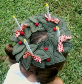 Charming Diy Winter Crown Holiday Party Ideas05