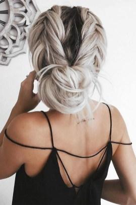 Cute Christmas Braided Hairstyles Ideas35