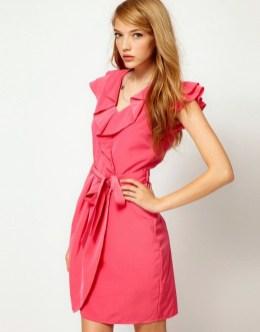 Cute Diy Wrap Mini Dress Ideas For Christmas Party01