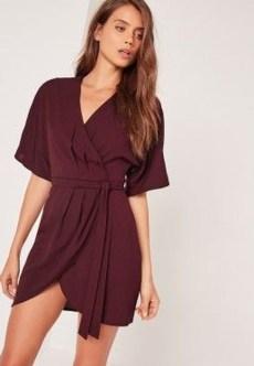 Cute Diy Wrap Mini Dress Ideas For Christmas Party05