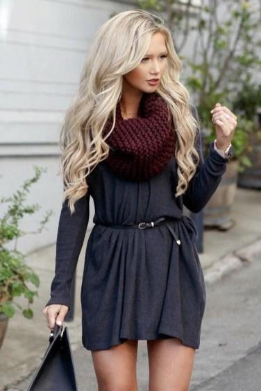 Latest Winter Hairstyle Ideas43