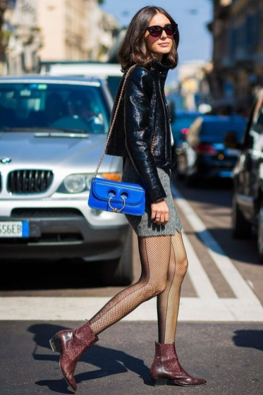 Affordable Winter Skirts Ideas With Tights39