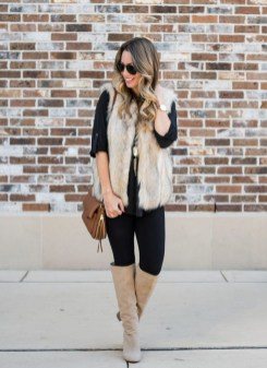 Best Winter Outfits Ideas With Leggings09