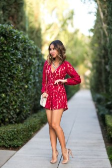 Classy Outfit Ideas For Valentine'S Day02
