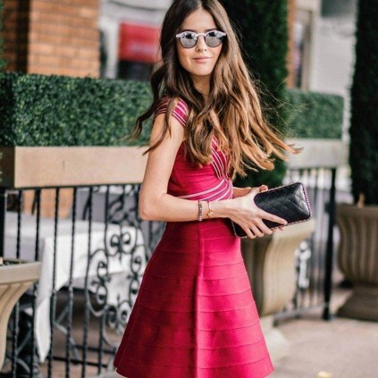 Classy Outfit Ideas For Valentine'S Day25