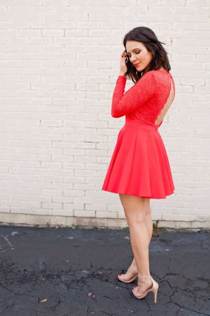 Classy Outfit Ideas For Valentine'S Day37
