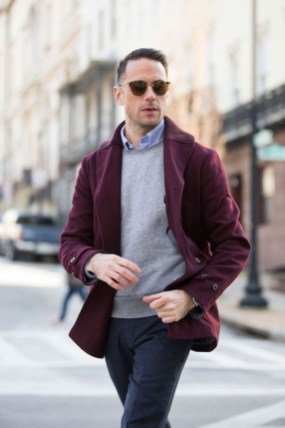 Elegant Men'S Outfit Ideas For Valentine'S Day06