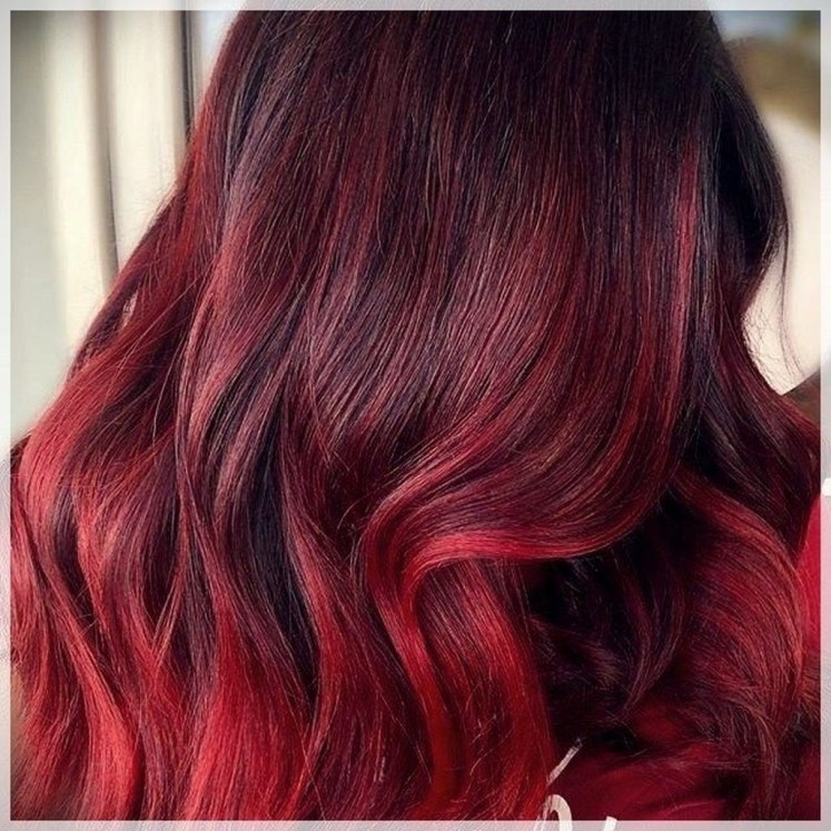 Fashionable Hair Color Ideas For Winter 201928