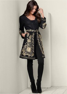 Flawless Winter Dress Outfits Ideas22