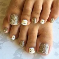 Stunning Toe Nail Designs Ideas For Winter38