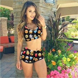 Adorable Bathing Suits Ideas For Teen03
