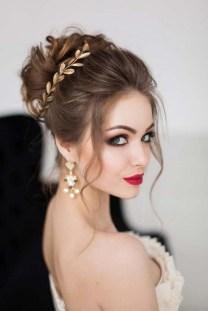 Classy Wedding Hairstyles Ideas13