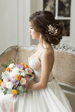 Classy Wedding Hairstyles Ideas33