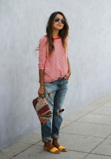 Latest Jeans Outfits Ideas For Spring04